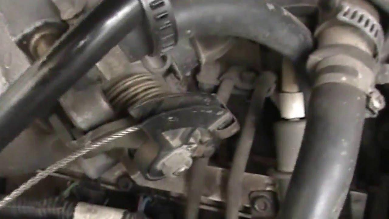 Проверка давления в топливной рампе на ВАЗ 2115 + самодельный манометр давления топлива