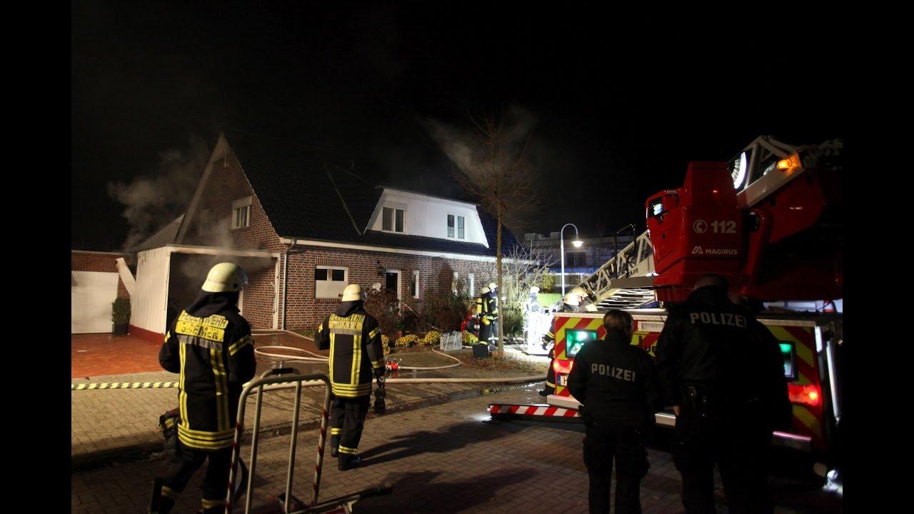 Feuer Bremen bremen osterholz feuer in doppelhaushälfte