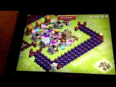 Castle Clash Grizzly Reaper Vs Immortep Vs Atlanticore In Hbm