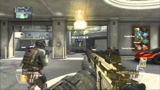 Black Ops 2 - 151-1 GOLD M27 Assault Rifle (BO2 Multiplayer Gameplay)