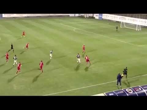 Fenerbahçe - Az Alkmaar - İsmail'den Muhteşem Gol