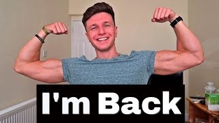 I'M BACK | AIRBNB DISASTER | SPONSORSHIP | J1 Q AND A |
