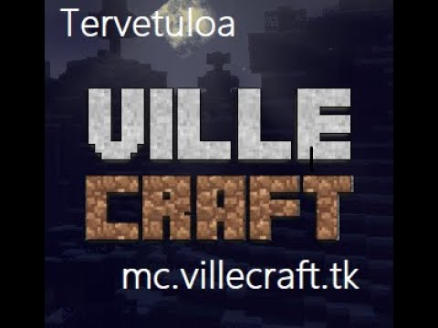 VilleCraft Trailer
