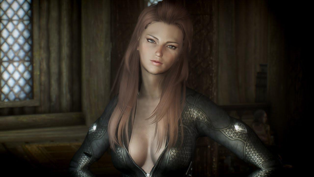 Skyrim Custom Character Collection Vol 3 1080P - Youtube-4715