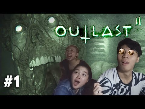 SAKIT JANTUNG BERJAMAAH!!! (BEST JUMPSCARES) - Outlast 2 - Part 1 Ft. Cewe Cewe Cantik SOULSISTERS