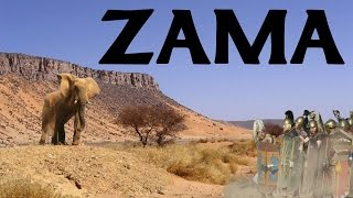 Battle of Zama - did it actually happen?