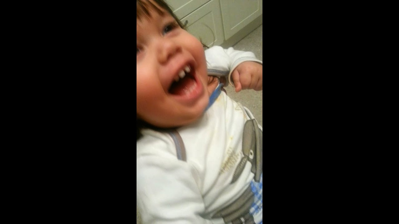 Dr Evil Laughing Baby! - YouTube