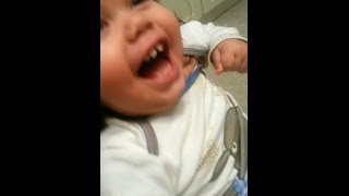 Dr Evil Laughing Baby!