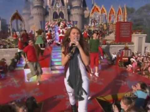 Santa Claus is Coming to Town Live by Miley Cyrus - [Download & Lyrics]