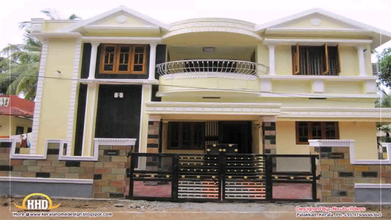 Indian style house plans free youtube for Free indian house designs