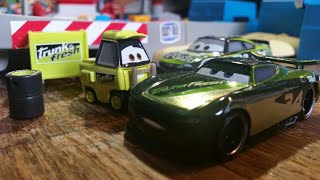 "Disney Pixar Cars 3 Steve ""Slick"" LaPage (Next-Gen TrunkFresh #34) Review"