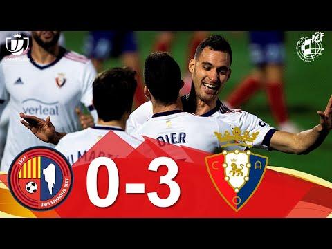 Olot Osasuna Goals And Highlights