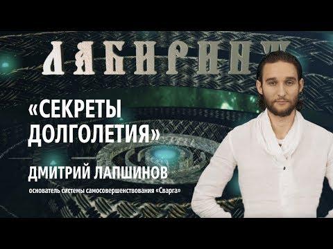 ЛАБИРИНТ | Секреты долголетия | Дмитрий Лапшинов