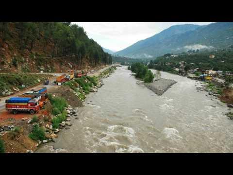 Beas River, Manali Tehsil, Kullu District, Himachal Pradesh, India