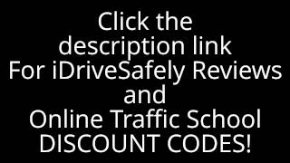 iDriveSafely Review | OnlineTrafficSchool1