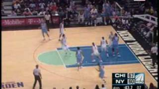 WNBA - New York vs Chicago