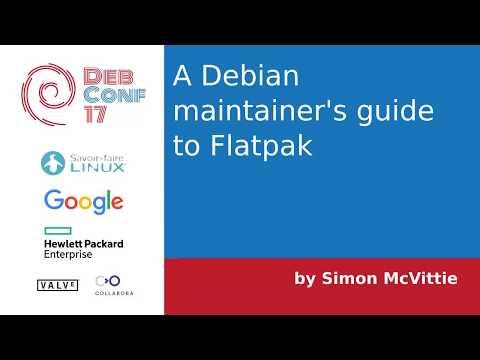 DebConf17: A Debian maintainer