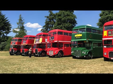 Alton Bus Rally - 15th July 2018