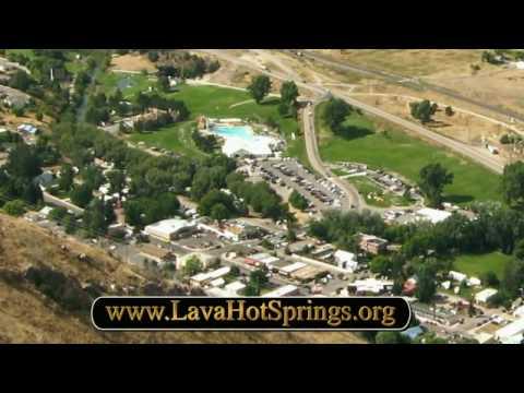 Lava Hot Springs Vacation Resort