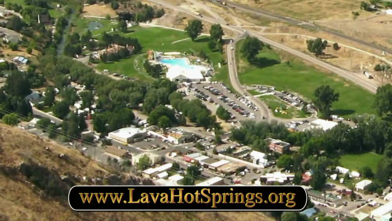 lava hot springs vacation resort youtube. Black Bedroom Furniture Sets. Home Design Ideas