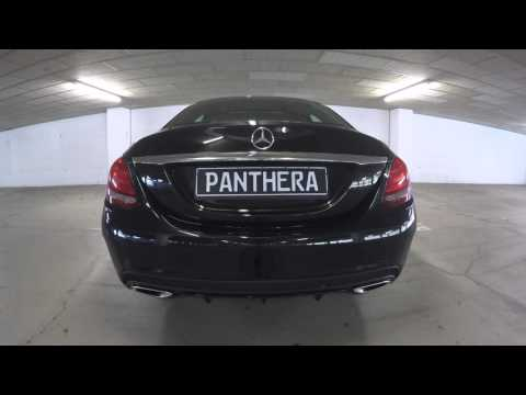 MercedesBenz C Class Active Sound Panthera Leo Soundmodul