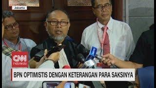 BPN Optimistis dengan Keterangan Para Saksinya