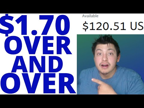 Earn Free PayPal Money (Simple And Easy) Make Money Online In 2020