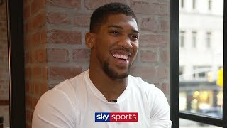 'I WANT DILLIAN WHYTE TO GET WHOOPED!' - Anthony Joshua on Wilder, Fury, Whyte/Chisora & Usyk