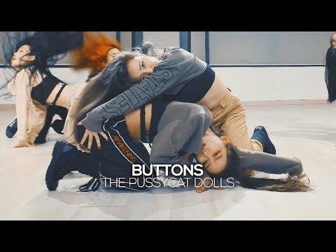 The Pussycat Dolls - Buttons : JayJin Choreography