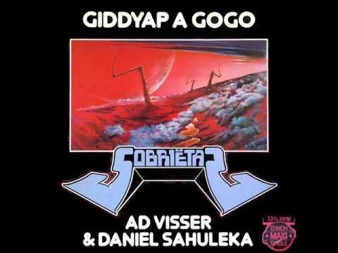 Ad Visser & Daniel Sahuleka - Giddyap A Gogo HQ -...
