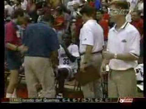 Ky vs. Arizona  • 1993 in Maui Tourney