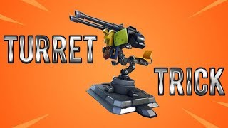 Fortnite Turret Glitch You Should Know...