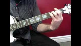 Jazz Guitar Lessons • What A Wonderful World • Chords