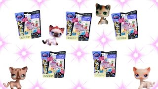 LPS Littlest Pet Shop Series 4 Blind Bag Opening Toy Review