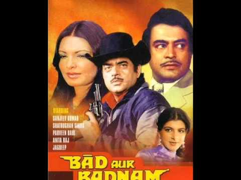 Hum Se Muqabla From Bad Aur Badnaam (1984)