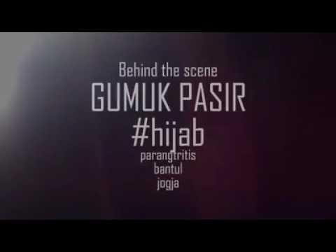 Behind the scene Mataram Photography - Modeling Gumuk Pasir Yogyakarta