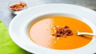 Tomato Soup Recipe: Bacon Tomato Bisque
