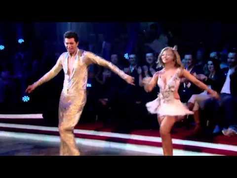 Dancing With The Stars 3 - odcinek 5 - cha-cha - Krzysztof Wieszczek i Agnieszka Kaczorowska