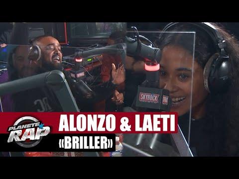 Youtube: Alonzo feat. Laeti«Briller» #PlanèteRap