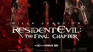 Resident Evil 6: The Final Chapter / Movie trailer (2016) / *Milla Jovovich