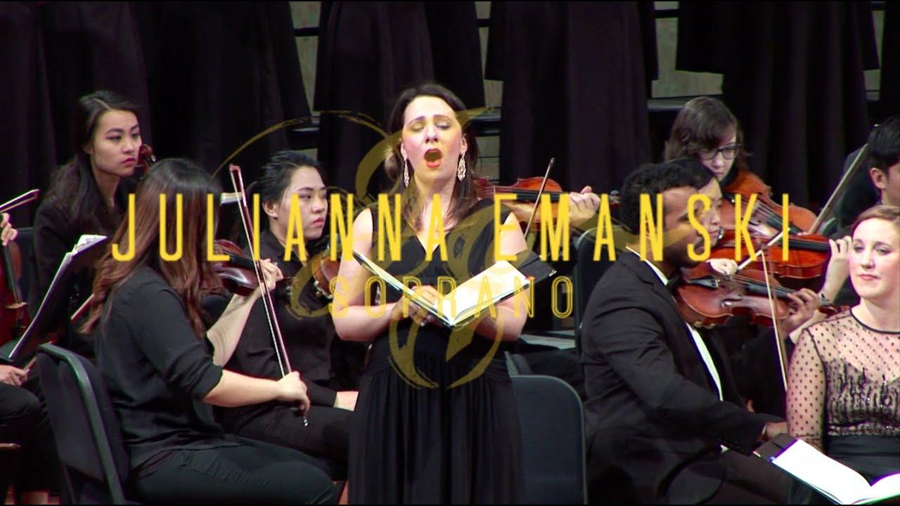 Gratias agimus tibi - Missa Cellensis in C Major, Hob  XXII 8 mv  2 Julianna Emanski