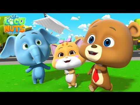 Kids Shows | Funny Cartoon | Loco Nuts | Cartoon Videos For Babies | Comedy Cartoon Shows