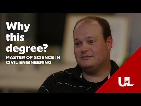 Value Of An Online Master's In Civil Engineering: Faculty Testimonial & Program Overview