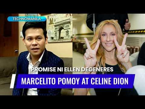 Marcelito Pomoy To Meet Celine Dion After Ellen Degeneres Guesting