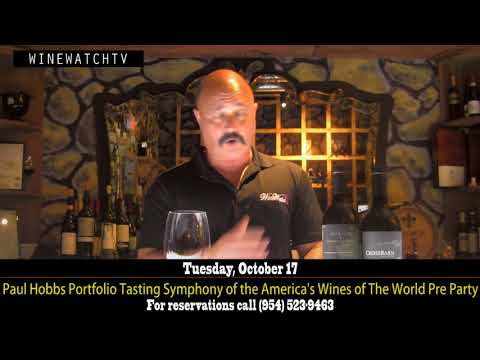 Symphony of the America's Wines of The World Pre Party - click image for video