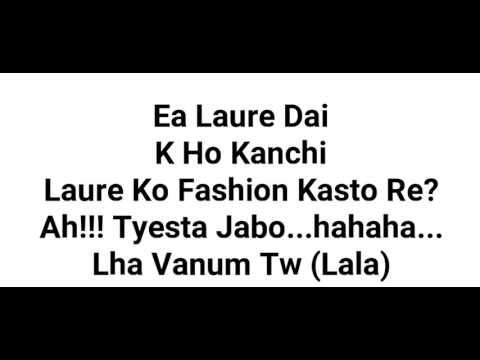V-Ten laure ko fashion