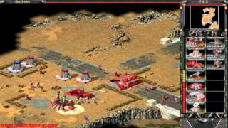 Command & Conquer Tiberian Sun Hard - Nod - 04: Destroy Hassan
