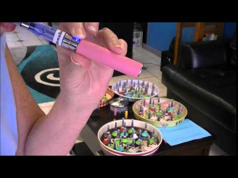 e Liquid Testers at Vapor Shack e Cigarette and Smoke Shop in St. Petersburg's