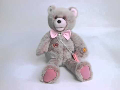 Singing and dancing musical toy MONROE THE BEAR (B-004)