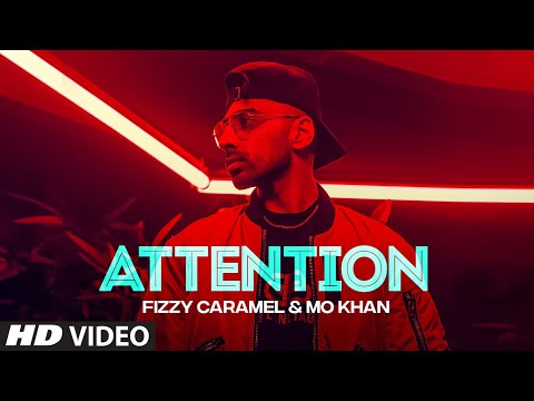 Watch Punjabi Video Somg Attention by Fizzy Caramel Released by T Series